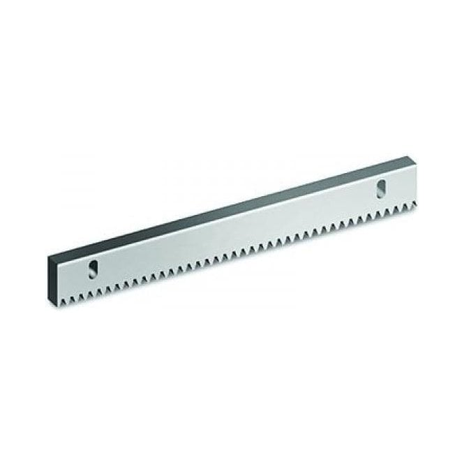 Roger Technology GA551 230V Galvanised Steel Rack 30x12x1000mm Module 4 with Spacers.