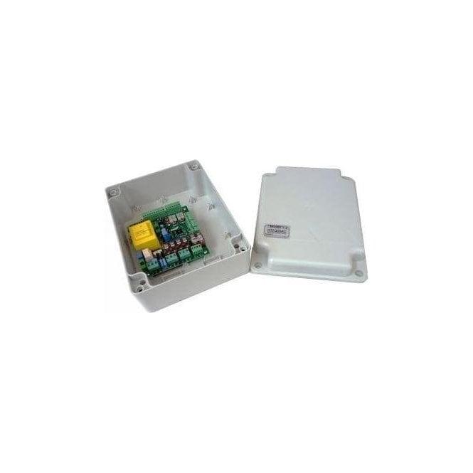 Roger Technology H70/200/AC/Box - 230V Control Unit for 2 Motors