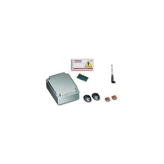 Roger Technology KIT H70/21 - 230V Control Kit for 2 Motors