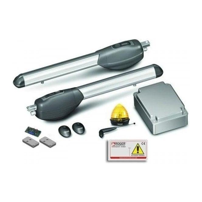 Roger Technology KIT R20 310 P Dual operator kit 230v