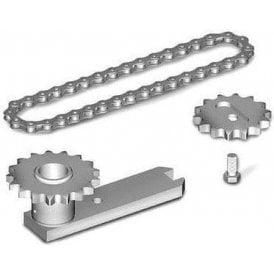 LT301/R 230V Heavy Duty Chain Set for 360' opening