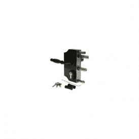 LOCO4060 ornamental locinox lock for gate frames 40mm to 60mm