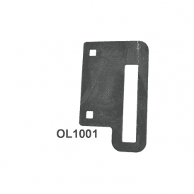 OL1001  for use when securing double gates
