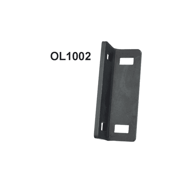 SIGNET LOCKS OL1002 for use when fixing lock to gates with narrow frames   ie. 50x10 flat bar or 50x25 box section