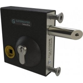 SBLD1602 Bolt on latch deadlock to fit 40mm to 60mm gate frames