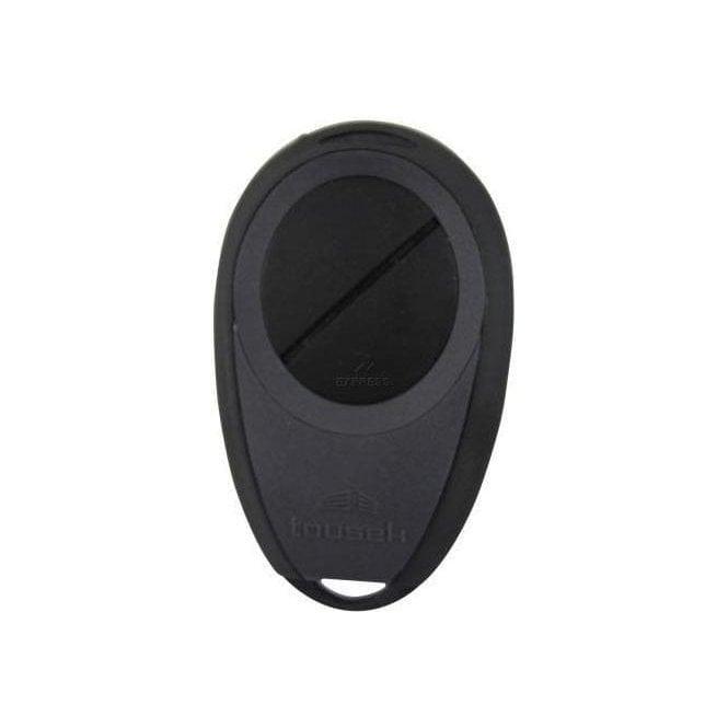 TOUSEK Automation RS 868 TXR2B 2 Button Remote transmitter