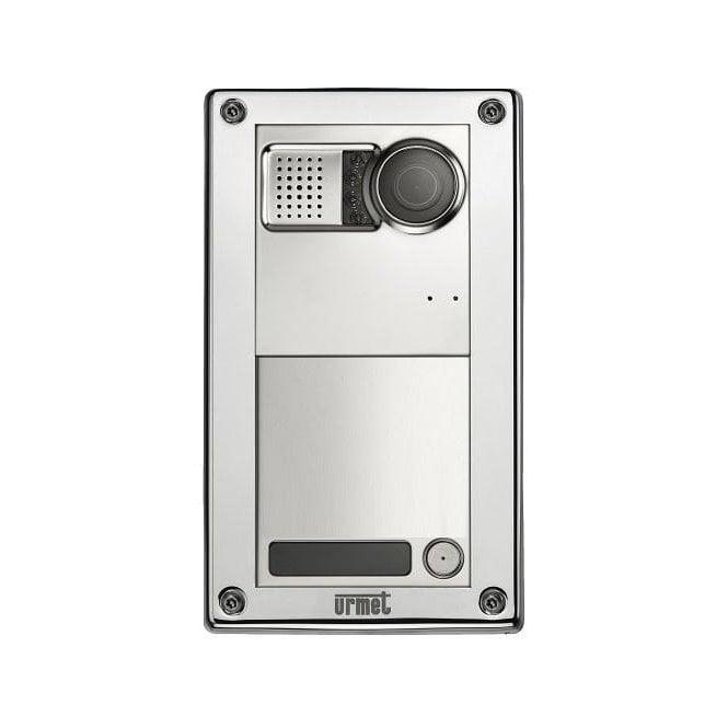 URMET SS-2FVK1A Flush video intercom kit with aiko monitor and keypad