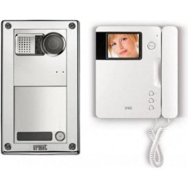 SS-2SV1 1 way surface mount colour video intercom