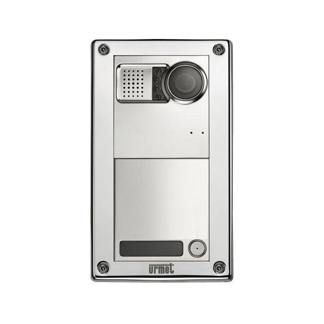 URMET SS-2SVK1A Surface mount video intercom with keypad and aiko monitor