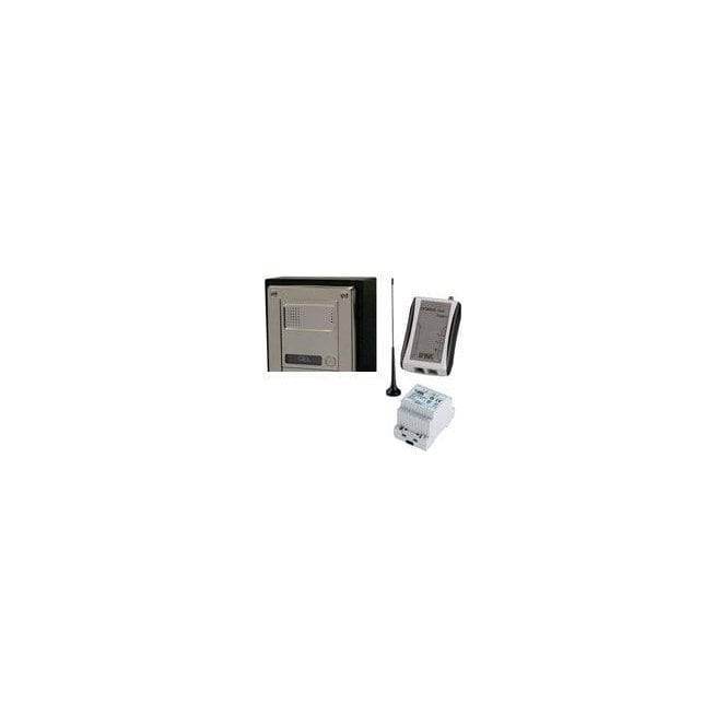 URMET SS-FA1GSM Flush mount GSM intercom