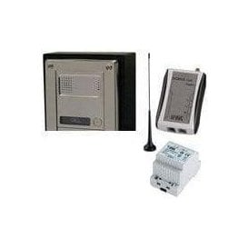 SS-FA1GSM Flush mount GSM intercom