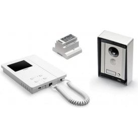 VIDEX CV8KS 1 way surface mount colour video intercom